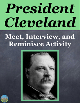 President Grover Cleveland Activity