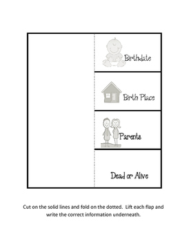 President Grover Cleveland Lapbook and Interactive Notebook