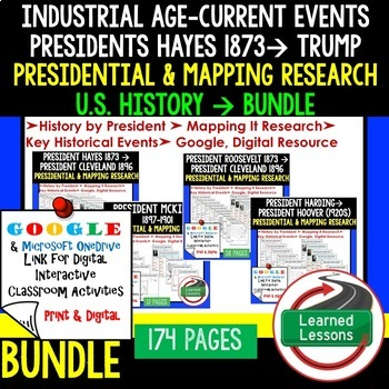 President Hayes 1873 - President Research & Mapping (Print, Digital, Google)