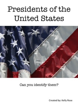 President Identification: last name without clue (works wi