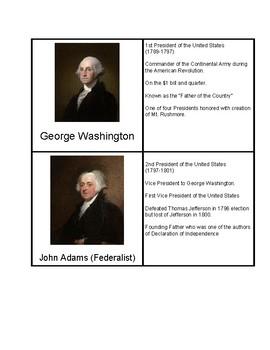 President Information Pack 1-10