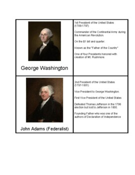 President Information Pack