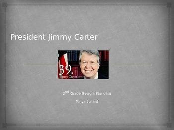 President Jimmy Carter Lesson Plan