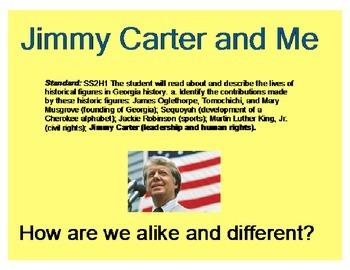 President Jimmy Carter MIMIO Lesson Plan