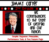 President Jimmy Carter Unit SS2H1 Georgia Historical Figures