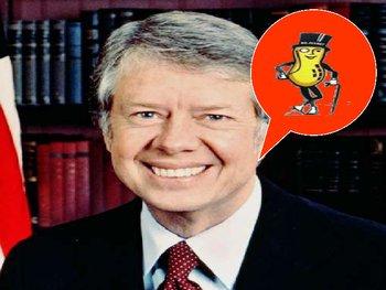 President Jimmy E. Carter