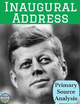 President John F. Kennedy Inaugural Address Primary Source Analysis