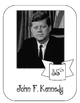 President John F. Kennedy Lapbook and Interactive Notebook