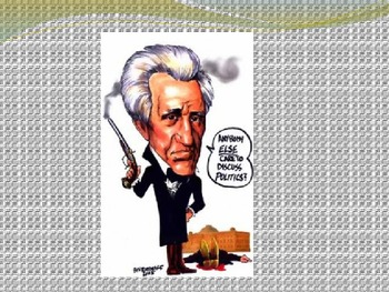 President John Q. Adams to Jackson PowerPoint
