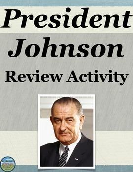 President Lyndon B. Johnson Review Activity