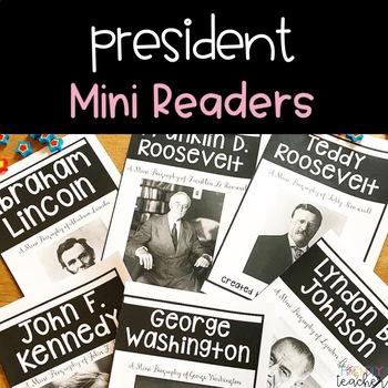 President Mini Readers