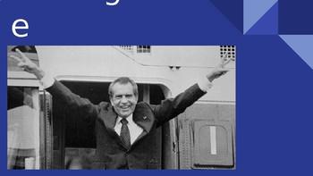 President Nixon PowerPoint