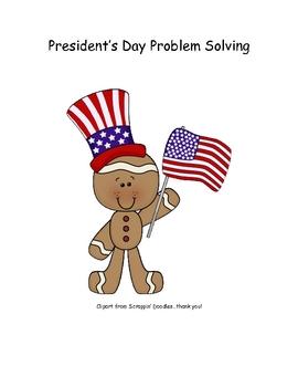 President Problem Solving