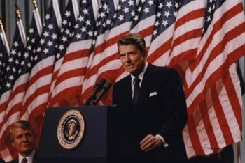 President Reagan and Ecominics