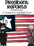 President Reports