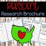 President Research Activity
