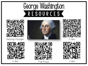 President QR Code Research Mats