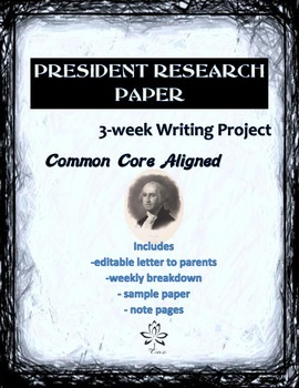 Research Paper - Presidents