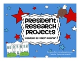President Research Projects