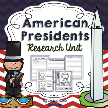 President Research Unit and Presentation Booklet