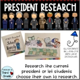 President Research and Report