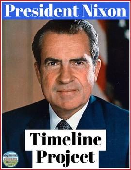President Richard Nixon Timeline Project