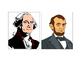 President Sort Pocket Chart/Center: Abraham Lincoln & George Washington