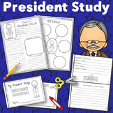 Social Studies Books Activities 45 United States Presidents Election
