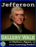 President Thomas Jefferson Gallery Walk