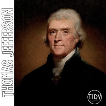 President Thomas Jefferson Research Hunt By Tidy Teacher Tpt