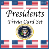 President Trivia Boom Cards - American Presidential Policies