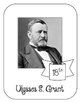 President Ulysses S. Grant Lapbook and Interactive Notebook