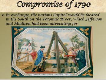 President Washington Lesson Plan
