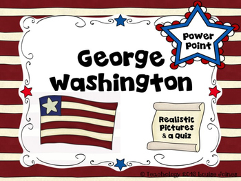 President George Washington Power Point