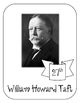 President William Howard Taft Lapbook and Interactive   Notebook