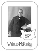 President William McKinley Lapbook and Interactive Notebook