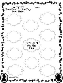 Presidents' Day Writing Bundle