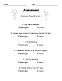 President's Assessment