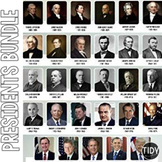Presidents Research Bundle