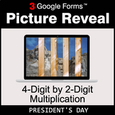 President's Day: 4-Digit by 2-Digit Multiplication - Googl