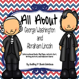 President's Day Activites with George Washington and Abrah