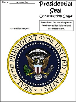 President's Day & Inauguration Worksheets: President's Day Activity Packet