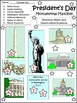 President's Day & Inauguration Worksheets: President's Day