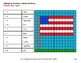 President's Day: Adding Like Fractions - Color-By-Number Mystery Pictures