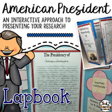 President's Day - American President Research Report Lapbook