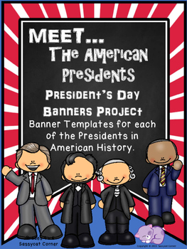 President's Day Banner Project