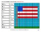 President's Day: Counting Tally Marks - Math Mystery Pictures / Color By Number