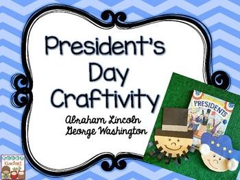 President's Day Craftivity