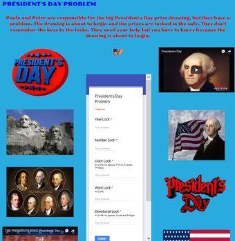 President's Day Digital Breakout