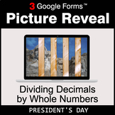 President's Day: Dividing Decimals by Whole Numbers - Goog